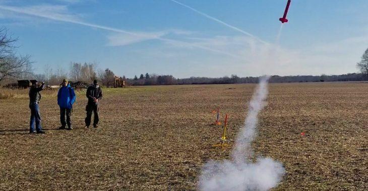 Mid air rocket 2